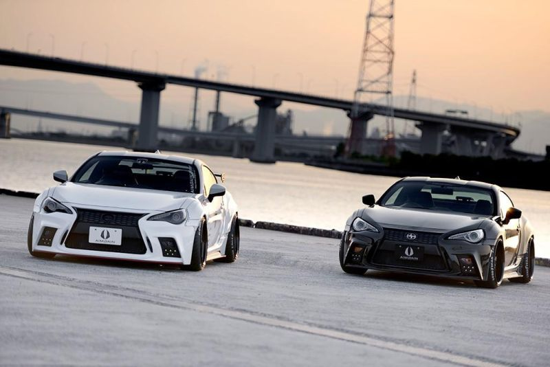 japanese-kit-turns-toyota-gt-86-into-lexus-13