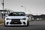 japanese kit turns toyota gt 86 into lexus 2 190x127 Toyota GT 86 mit Lexus Optik vom Tuner Aimgain
