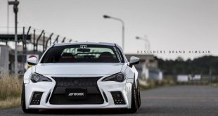 japanese kit turns toyota gt 86 into lexus 2 310x165 Toyota GT 86 mit Lexus Optik vom Tuner Aimgain