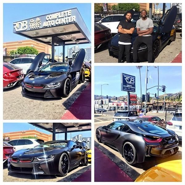 julius randles bmw i8 photo gallery 1 Tuning am BMW I8 von RDB LA Auto Shop