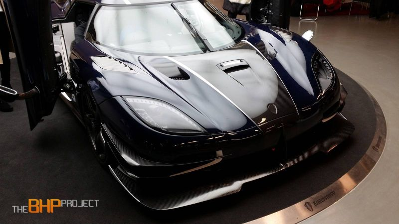 koenigsegg one1 bhp projekt 8 Fertiggestellt! BHP Project Koenigsegg One