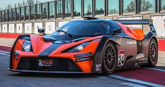 ktm xbow gt4 coupe 1 KTM X Bow als GT4 Coupe Variante