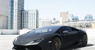 lamborghini huracan gmg tuning 4 310x165 GMG Racing shows its matte black Lamborghini Huracan