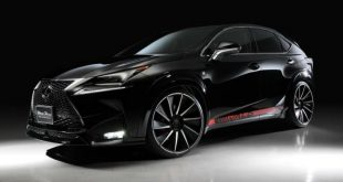 lexus nx tuning wald internationale 1 310x165 Tuning Bodykit für den Lexus NX von Wald Internationale