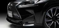 lexus nx tuning wald internationale 10 190x90 Tuning Bodykit für den Lexus NX von Wald Internationale