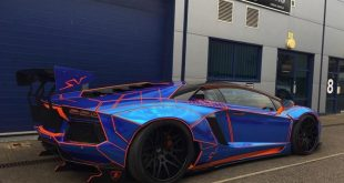 liberty wald sb engineering 1 310x165 Lamborghini Aventador   Feuerspeiendes Breitbau Monster von SB Race Engineering