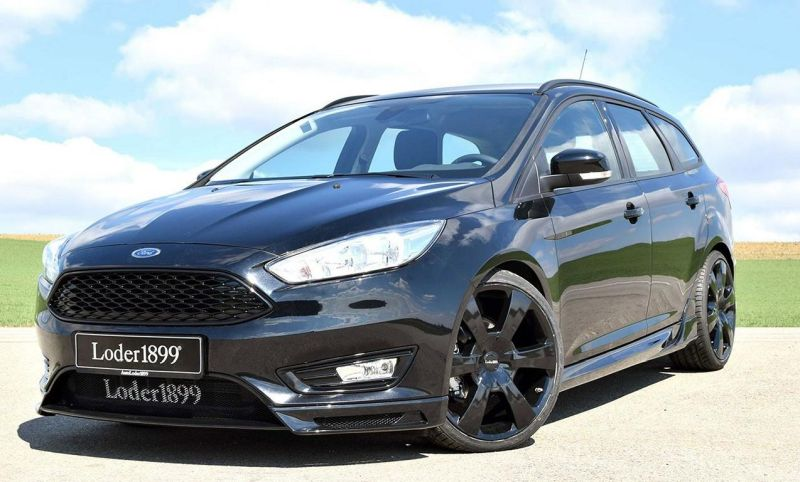 loder1899 ford focus tuning 1 Tuner Loder1899 tunt den Ford Focus III Facelift