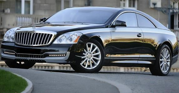 maybach tuning DC 1 DC Dream Cars bietet Tuning für den Maybach 57S Coupe an