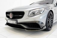 mercedes s 63 amg coupe brabus 850 2015 3 190x127 Brabus Mercedes S63 AMG Coupe! Tuningpower mit 850PS