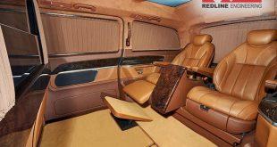 mercedes v klasse redline 2 310x165 Redline Engineering veredelt die neue Mercedes V Klasse