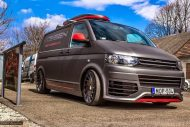 oct tuning vw t5 tuning 2 190x127 O.CT Tuning pimpt den Volkswagen VW T5 Bus