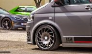 oct tuning vw t5 tuning 4 190x112 O.CT Tuning pimpt den Volkswagen VW T5 Bus