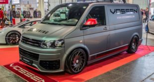 oct tuning vw t5 tuning Vossen 6 310x165 O.CT Tuning pimpt den Volkswagen VW T5 Bus