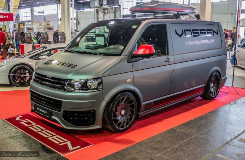 Oct Tuning Pimpt Den Volkswagen Vw T5 Bus