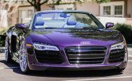 purple audi r8 hre wheels 1 190x116 Wheels Boutique Tuning am Lila Audi R8 V10