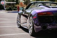 purple audi r8 hre wheels 3 190x127 Wheels Boutique Tuning am Lila Audi R8 V10