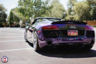 purple audi r8 hre wheels 6 190x127 Wheels Boutique Tuning am Lila Audi R8 V10