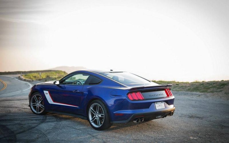 roush performance mustang pic 2 Roush Performance Ford Mustang mit über 650 PS