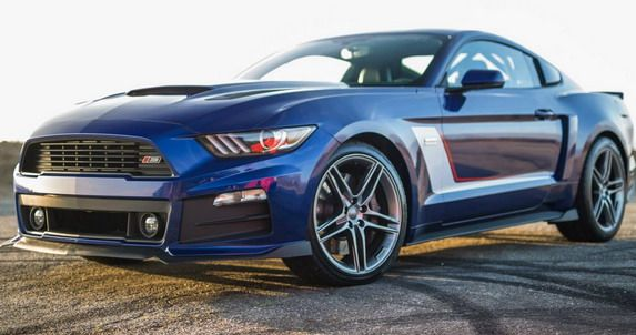 roush mustang stage 1 Roush Performance Ford Mustang mit über 650 PS