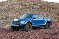shelby american baja 700 ford f 150 svt raptor 2 190x127 Ford F 150 SVT Raptor kommt als Shelby American Baja 700