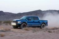 shelby american baja 700 ford f 150 svt raptor 3 190x127 Ford F 150 SVT Raptor kommt als Shelby American Baja 700