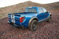 shelby american baja 700 ford f 150 svt raptor 4 190x127 Ford F 150 SVT Raptor kommt als Shelby American Baja 700