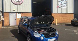 skoda yeti 510 hp audi 25 liter turbo 3 310x165 Skoda Yeti extrem! Tuning auf 510 PS dank 2,5 Liter Turbo Motor