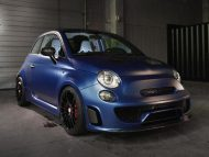 tuning abarth 500 by pogea racing 1 190x143 Pogea Racing mit extremo Fiat Abarth 500 und 331PS