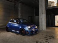 tuning abarth 500 by pogea racing 2 190x141 Pogea Racing mit extremo Fiat Abarth 500 und 331PS