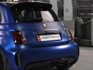 tuning abarth 500 by pogea racing 4 190x143 Pogea Racing mit extremo Fiat Abarth 500 und 331PS