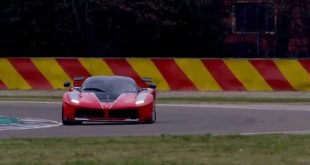 video auf dem tack ferrari lafer 310x165 Video: Auf dem Tack! Ferrari LaFerrari FXX K