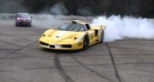 video im drift ferrari enzo zxx 310x165 Video: Im Drift! Ferrari Enzo ZXX Edo Competition