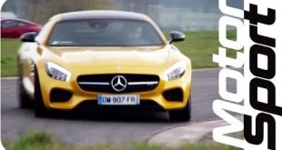 video magny cours rennstrecke im 310x165 Video: Magny Cours Rennstrecke im Mercedes AMG GT S