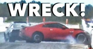 video mazda rx 7 mit 1 350ps cra 310x165 Video: Mazda RX 7 mit 1.350PS crashed in 1.100PS Nissan GT R