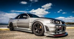 video r34 nissan skyline gt r mi 310x165 Legenden sterben nie: 2001 Nissan Skyline R34 V Spec2!