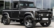 131205 Kahn Huntsman tuning 1 190x100 Land Rover Defender Flying Huntsman Pickup von Kahn Design