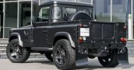 131205 Kahn Huntsman tuning 3 190x100 Land Rover Defender Flying Huntsman Pickup von Kahn Design
