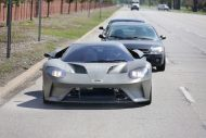 2017 ford gt spied again on us roads 2 190x127 Neuer 2017er Ford GT erwischt...