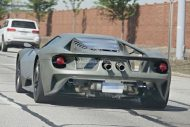 2017 ford gt spied again on us roads 6 190x127 Neuer 2017er Ford GT erwischt...
