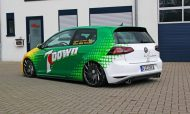 7 down is a golf gti lowrider with 1 190x114 VW Golf GTI 7 vom Tuner Camshaft & PP Performance