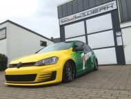 7 down is a golf gti lowrider with 2 190x143 VW Golf GTI 7 vom Tuner Camshaft & PP Performance