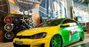 7 down is a golf gti lowrider with 7 310x165 VW Golf GTI 7 vom Tuner Camshaft & PP Performance