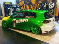 7 down is a golf gti lowrider with 9 190x143 VW Golf GTI 7 vom Tuner Camshaft & PP Performance