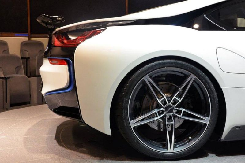 AC Schnitzer BMW i8 ABU Dhabi BMW Autohaus 16