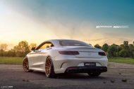 ATT TEC Mercedes Benz S63 AMG On ADV.1 Wheels 1 190x127 Mega schickes Mercedes S63 AMG Coupe vom Tuner ATT Tec