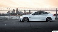 Alpine White BMW F80 M3 On MORR Wheels 1 190x106 BMW F80 M3 in Alpine Weiß mit MORR Wheels Alufelgen