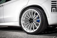 Alpine White BMW X5 On Vossen VFS2 Wheels 9 190x127 BMW X5 F15 mit 22 Zoll VFS2 Vossen Wheels Alufelgen