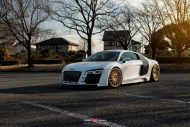Audi R8 On VPS 304 By Vossen Wheels tuning 1 190x127 Audi R8 V10 mit Vossen Wheels VPS 304 Alufelgen