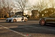Audi R8 On VPS 304 By Vossen Wheels tuning 3 190x127 Audi R8 V10 mit Vossen Wheels VPS 304 Alufelgen
