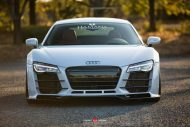Audi R8 On VPS 304 By Vossen Wheels tuning 4 190x127 Audi R8 V10 mit Vossen Wheels VPS 304 Alufelgen